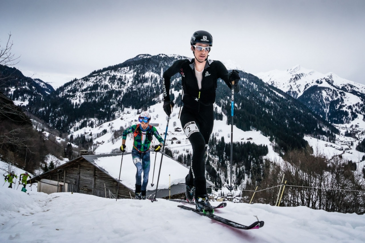 Kilian Jornet injures his fibula in the Pierra Menta