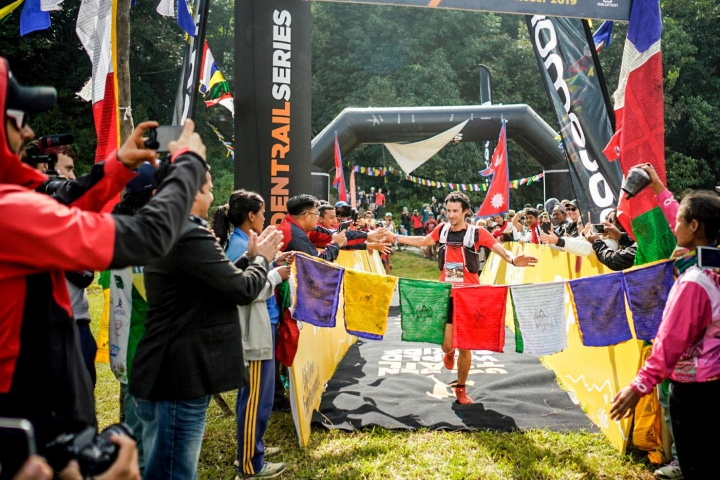 Final de les Golden Trail World Series a Nepal